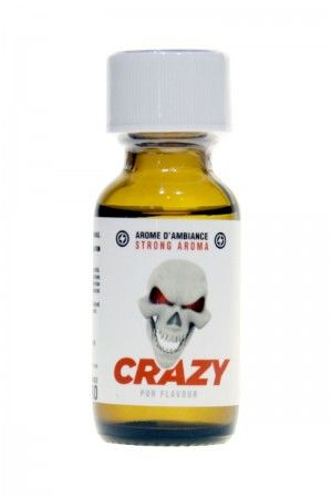 Poppers Crazy Amyl 25ml